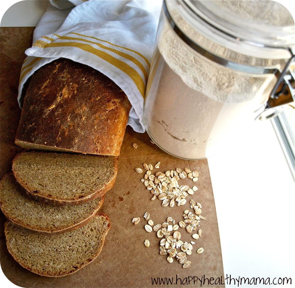 Is Homemade Bread Healthy  New year s resolution master homemade sandwich bread