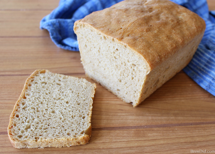 Is Homemade Bread Healthy the 20 Best Ideas for Healthy Recipe Idea Homemade No Knead Bread Bren Did