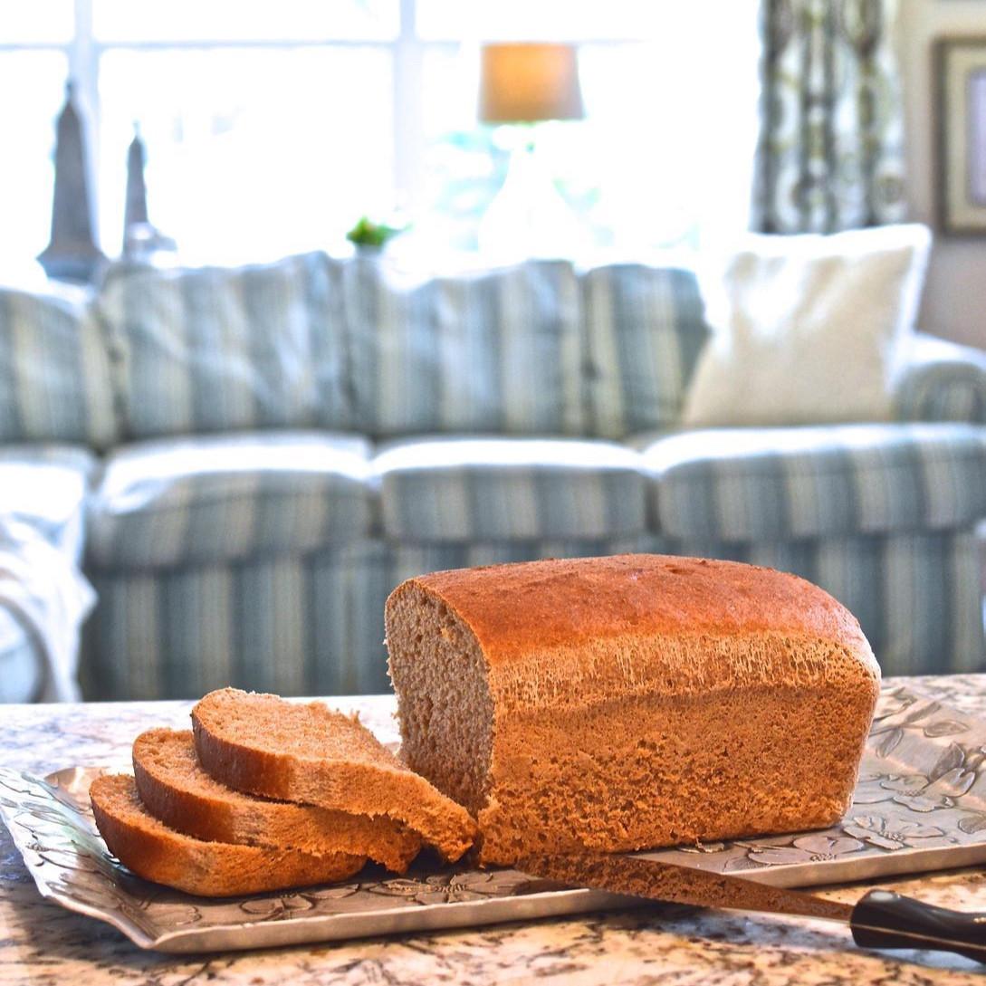 Is Honey Wheat Bread Healthy  Honey Whole Wheat Bread