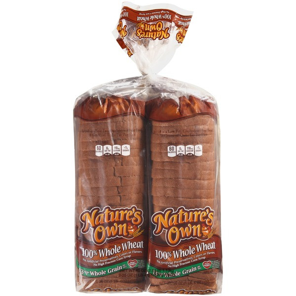 Is Honey Wheat Bread Healthy  is nature s own honey wheat bread healthy