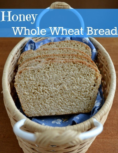 Is Honey Wheat Bread Healthy  is honey wheat bread healthy for you