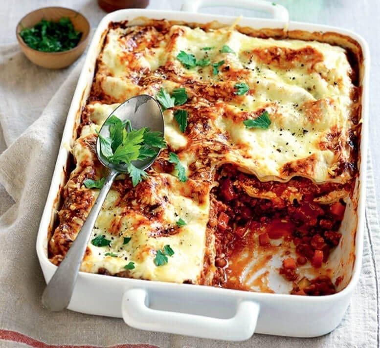 Is Lasagna Healthy  Ve able lasagne