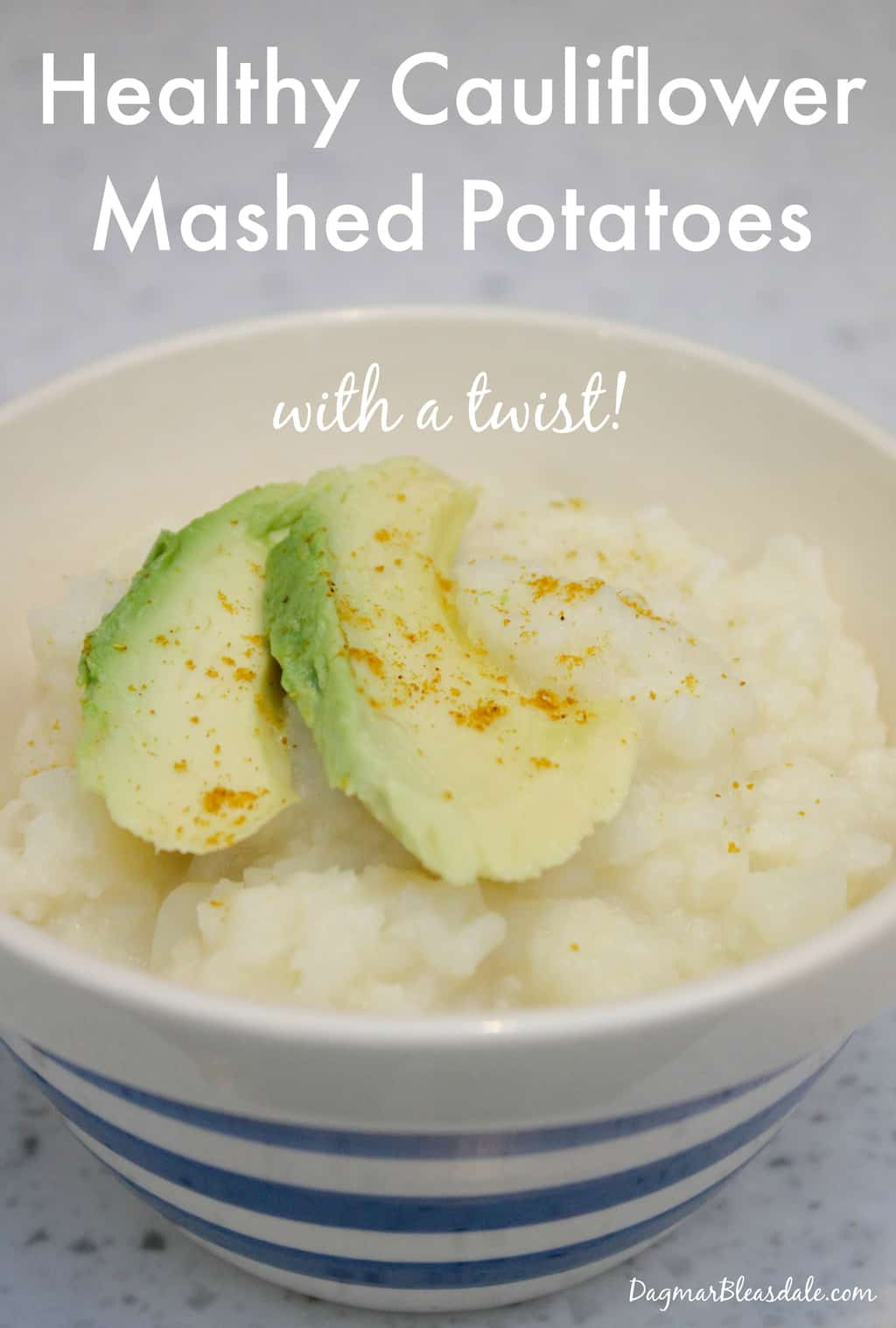 Is Mashed Potatoes Healthy  Healthy Cauliflower Mashed Potatoes Recipe With a Twist