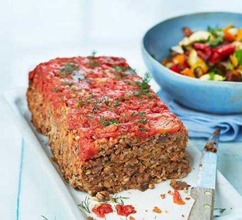 Is Meatloaf Healthy  Healthy Turkish meatloaf recipe