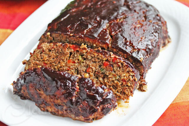 Is Meatloaf Healthy  turkey meatloaf with oatmeal