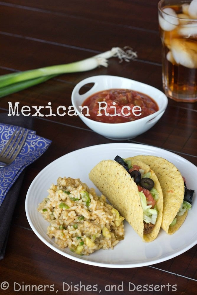 Is Mexican Rice Healthy  Mexican Rice Healthy