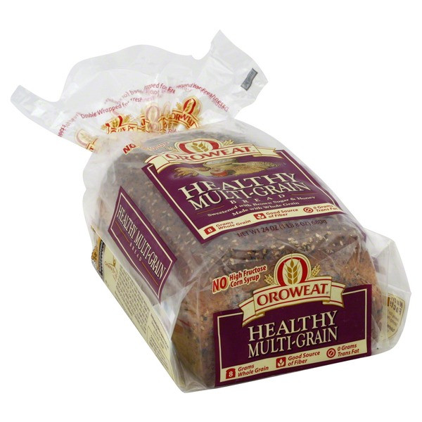 Is Multigrain Bread Healthy  Oroweat Bread Healthy Multi Grain from Ralphs Instacart