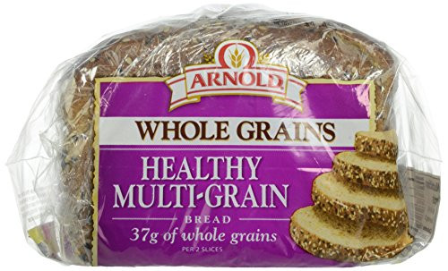 Is Multigrain Bread Healthy  Arnold Whole Grain Classics Healthy Multigrain Bread 24