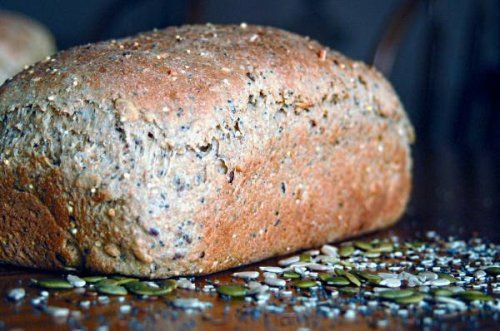 Is Multigrain Bread Healthy  Healthy Homemade MultiGrain Bread Recipe