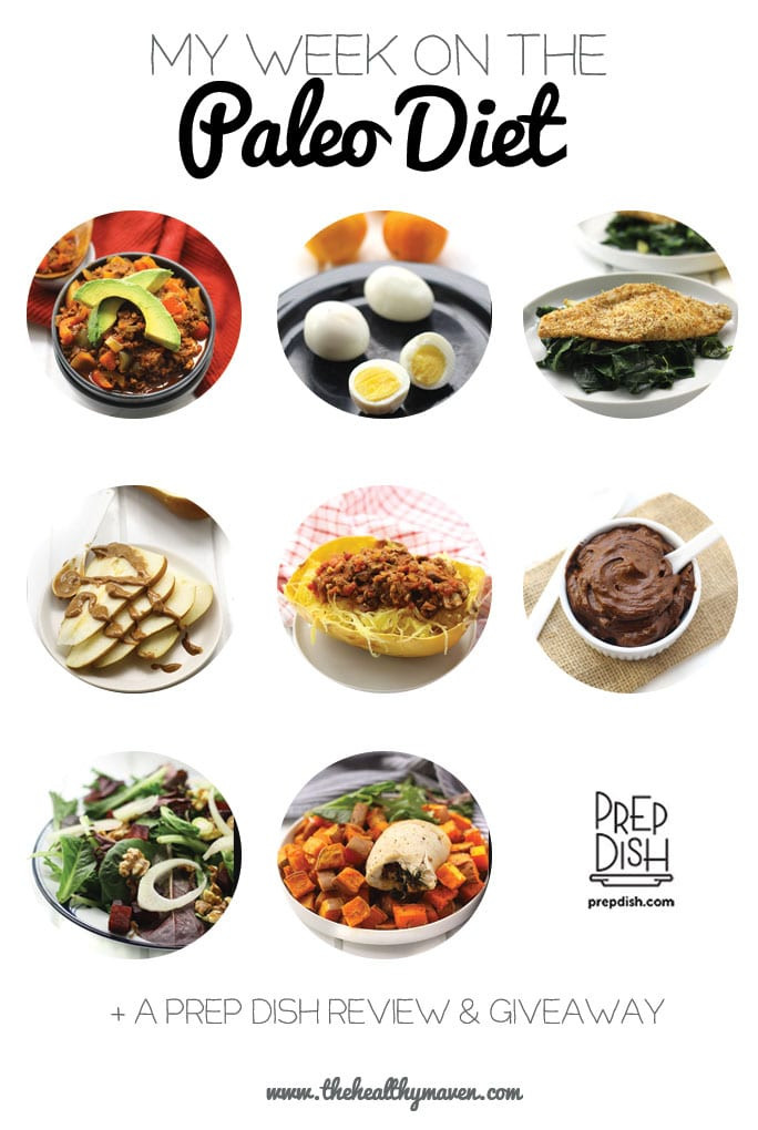 Is Paleo Diet Healthy  Another Prep Dish Review & Giveaway