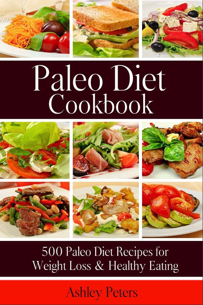 Is Paleo Diet Healthy  Paleo Diet Cookbook 500 Paleo Diet Recipes for Weight
