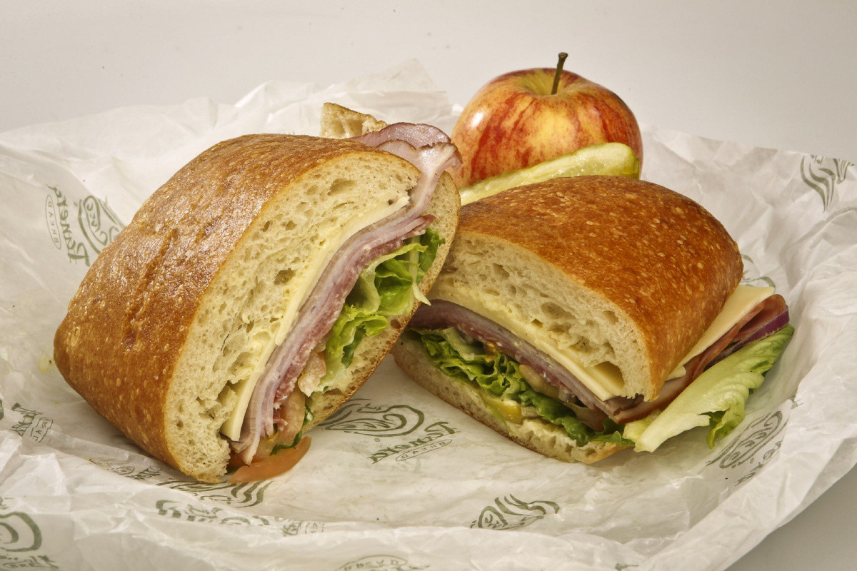 Is Panera Bread Healthy  The Dish Choose your sandwich with care at Panera