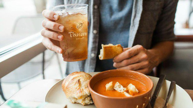 Is Panera Bread Healthy  Move Over McDonald s 20 Healthy Food Franchises to