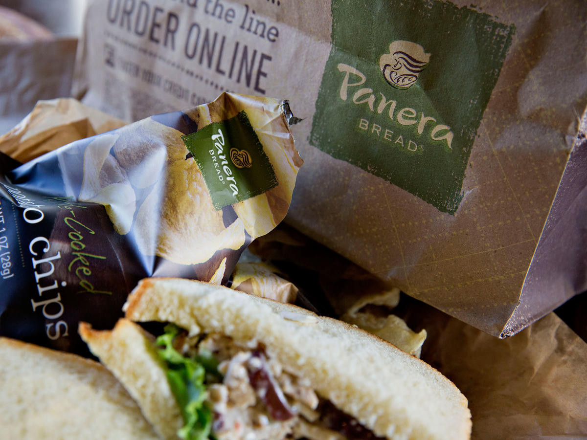 Is Panera Bread Healthy  Panera Bread s Buyout Shows the Value in Healthy Food