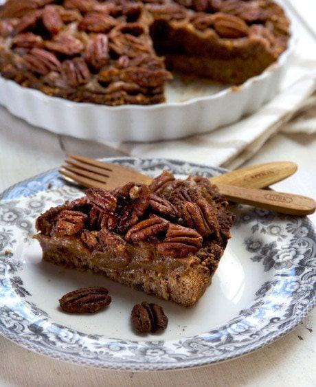 Is Pecan Pie Healthy  Healthy Thanksgiving Recipes gluten free ve arian