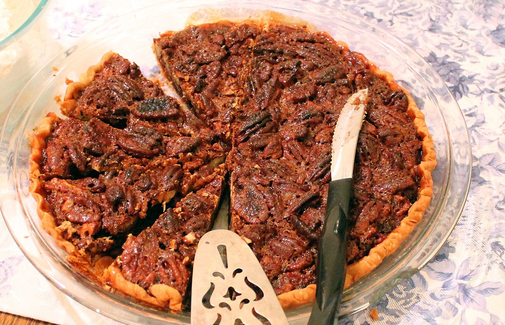 Is Pecan Pie Healthy  What I ate for Thanksgiving Dinner