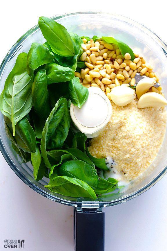 Is Pesto Sauce Healthy  Best 25 Food processor recipes ideas on Pinterest