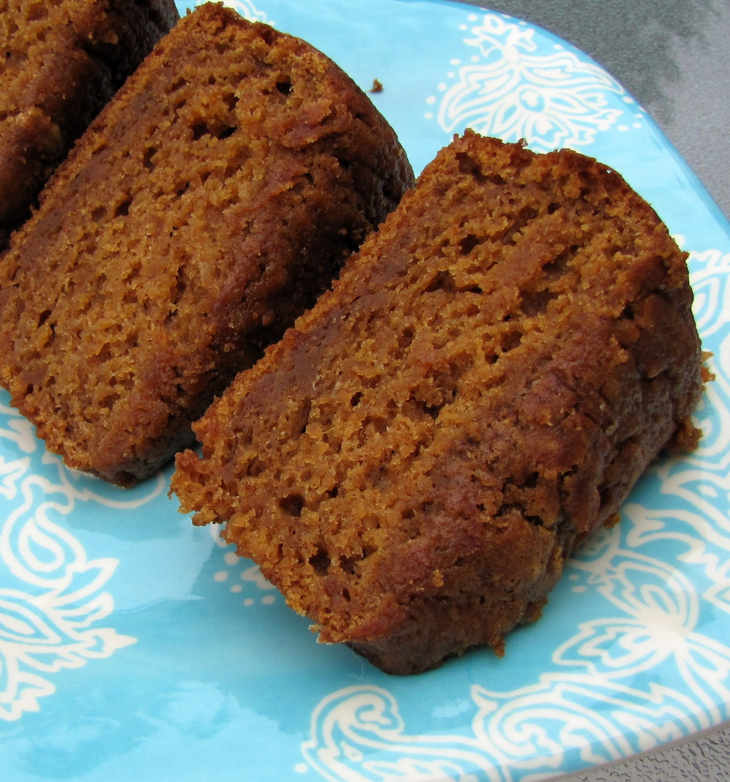 Is Pumpkin Bread Healthy  Rumbly in my Tumbly Healthy Pumpkin Bread no oil