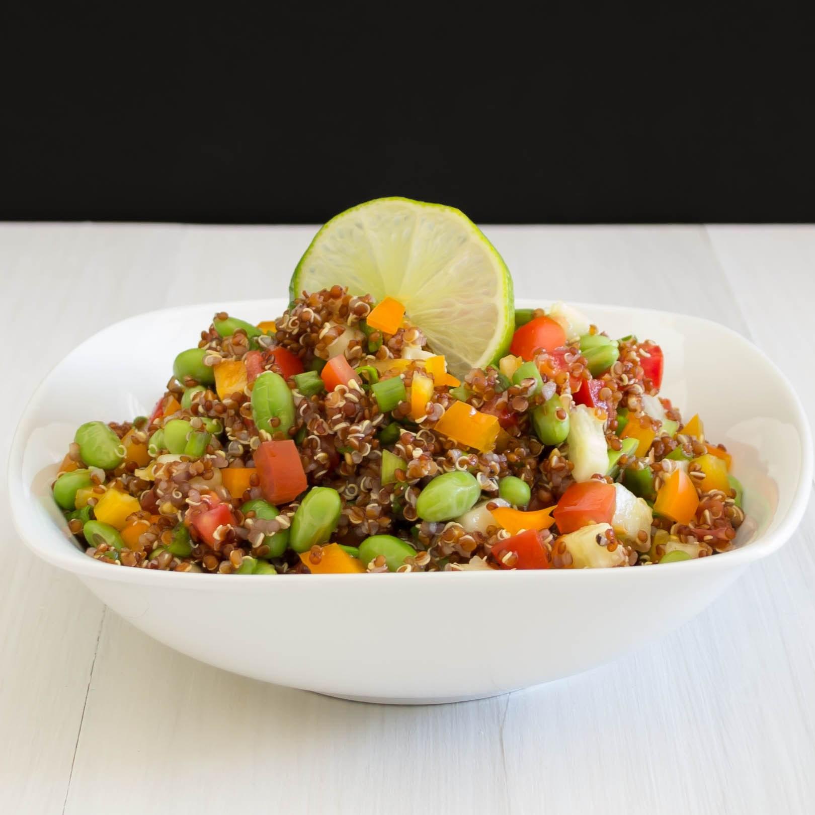 Is Quinoa Healthy For You  Healthy Quinoa Salad