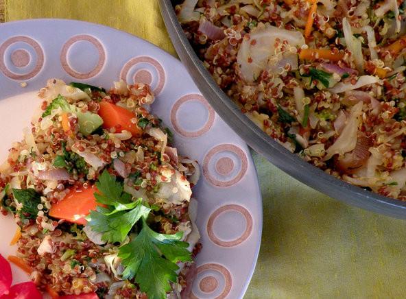 Is Quinoa Kosher For Passover  Oy Vegan Top 5 Passover Recipes Oy Vegan