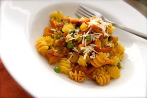 Is Quinoa Pasta Healthy  Try this healthy quinoa pasta with sautéed ve ables