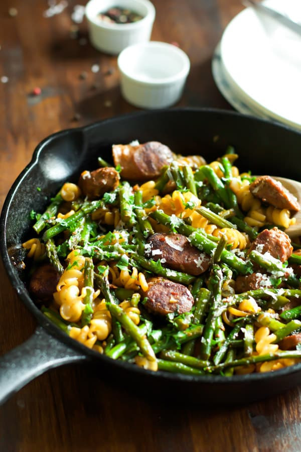 Is Quinoa Pasta Healthy  21 Ways to Eat Asparagus Simple Healthy Kitchen
