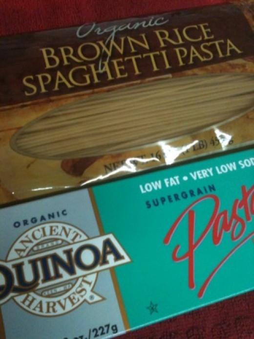 Is Quinoa Pasta Healthy  Gluten Free Quinoa and Brown Rice Pasta