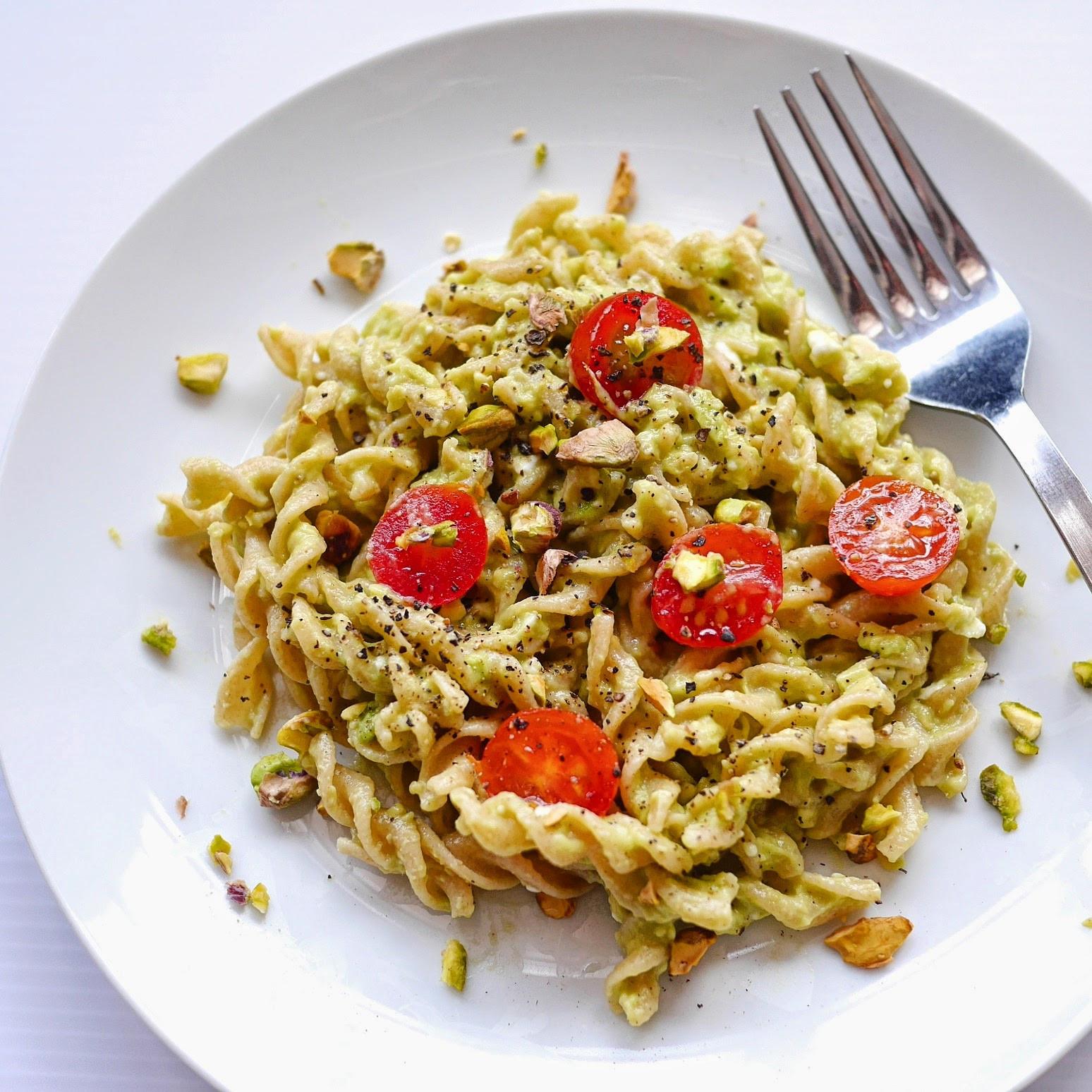 Is Quinoa Pasta Healthy  yellowfingers Recipe BoxGreen February Box Avocado