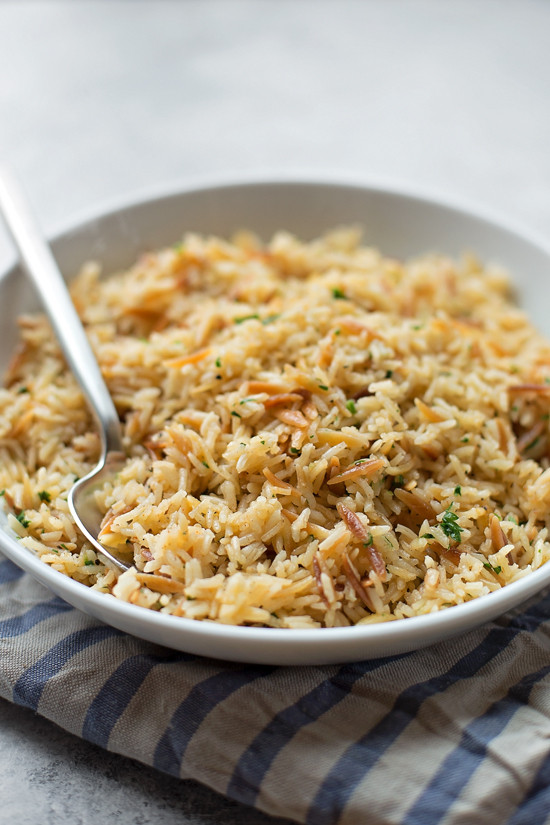 Is Rice Pilaf Healthy  Perfect Rice Pilaf Life Made Simple