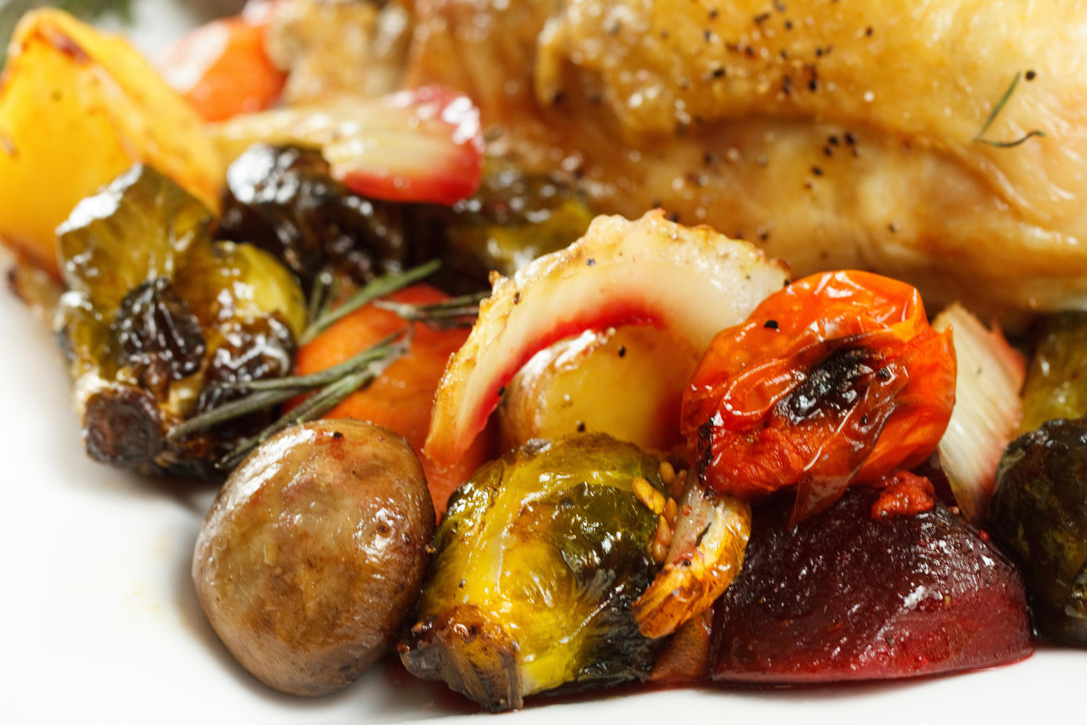 Is Roasted Chicken Healthy  Healthy Roasted Chicken