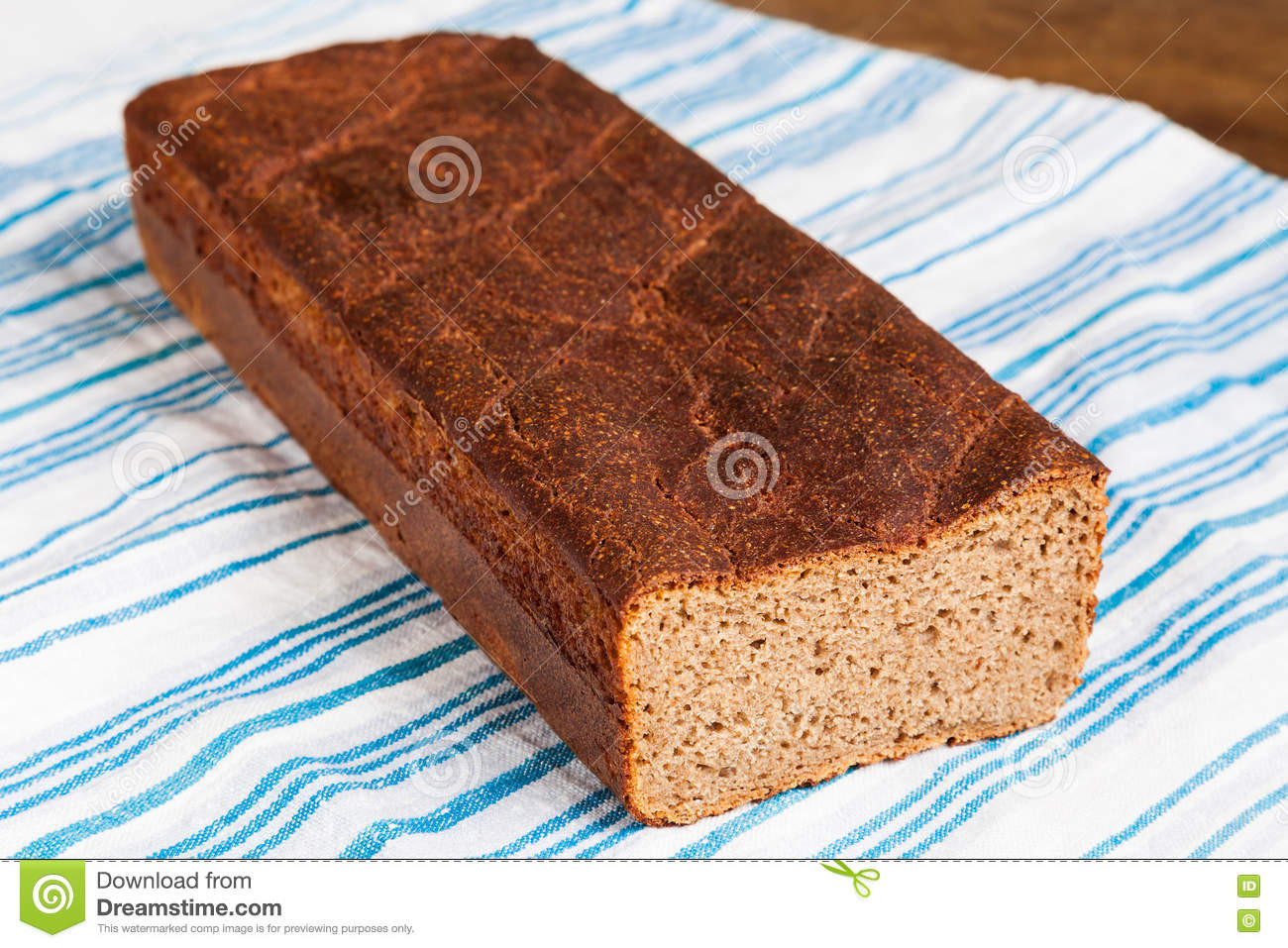 Is Rye Bread Healthy  Healthy Rye Bread stock photo Image of porous nutrition