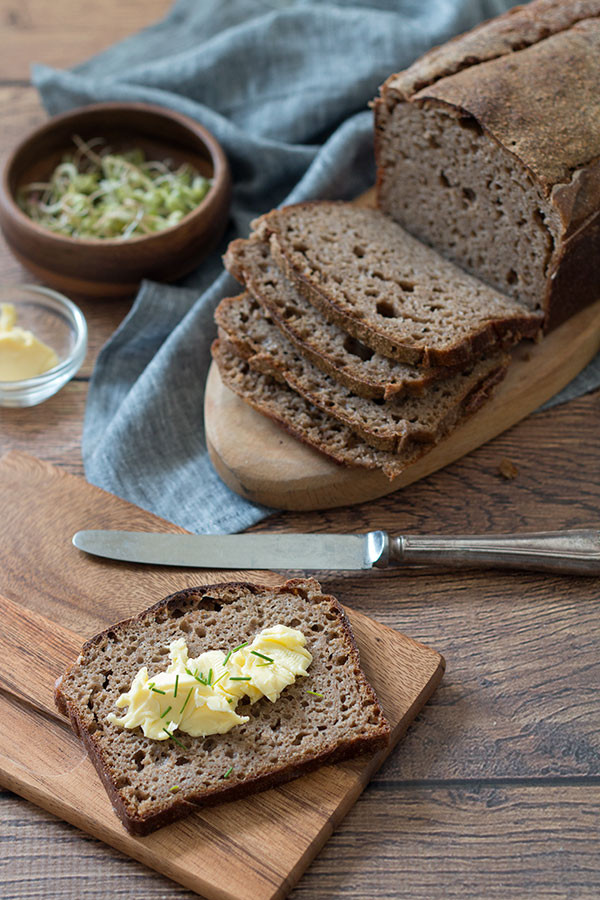 Is Rye Bread Healthy For You  Sourdough Rye Bread Recipe The Healthy Tart