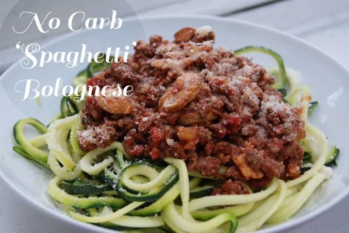 Is Spaghetti Healthy  Healthy Spaghetti Bolognese Recipe
