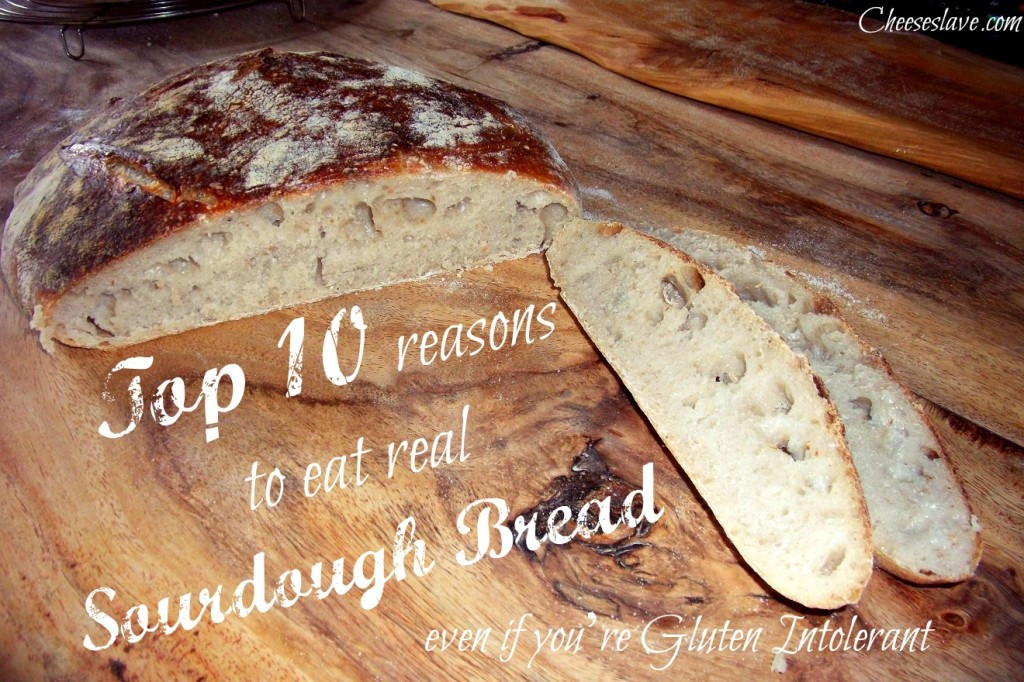 Is Store Bought Sourdough Bread Healthy  Top 10 Reasons To Eat Sourdough Bread Even If You re