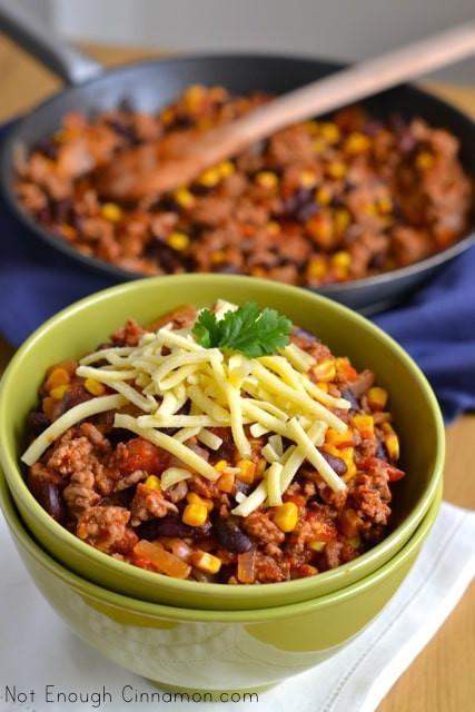 Is Turkey Chili Healthy  20 Minute Turkey Chili