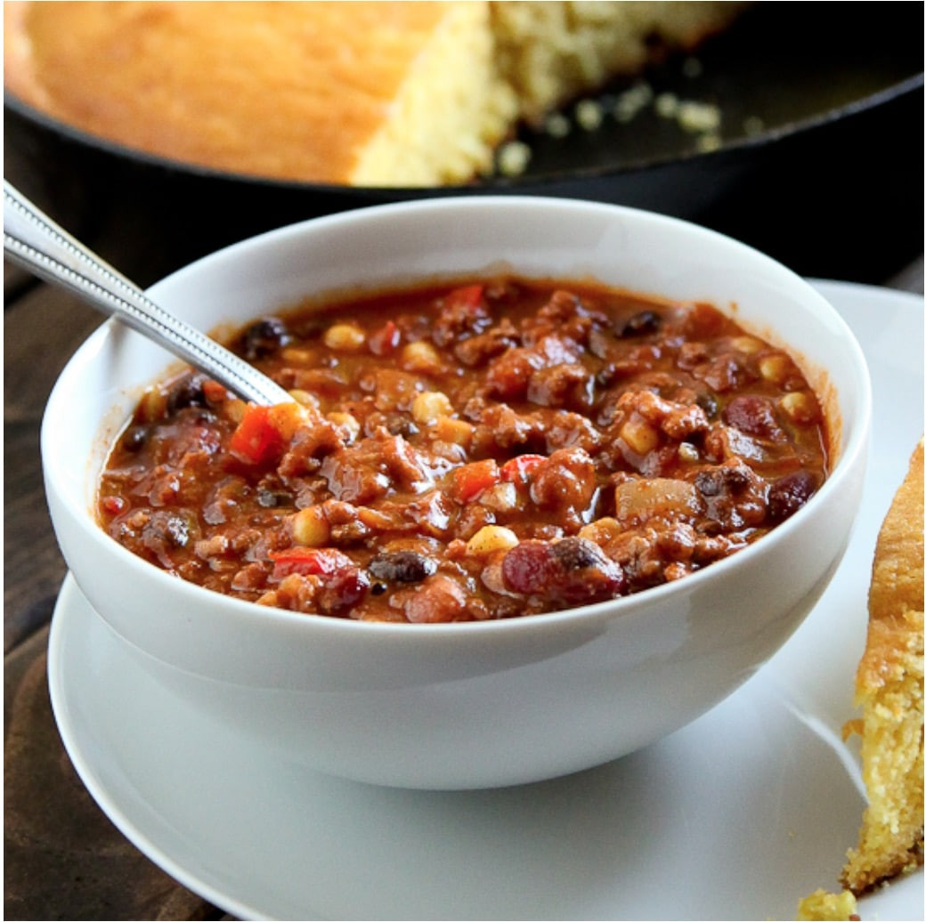 Is Turkey Chili Healthy  11 All Time Best Healthy Chili and Soup Recipes Two