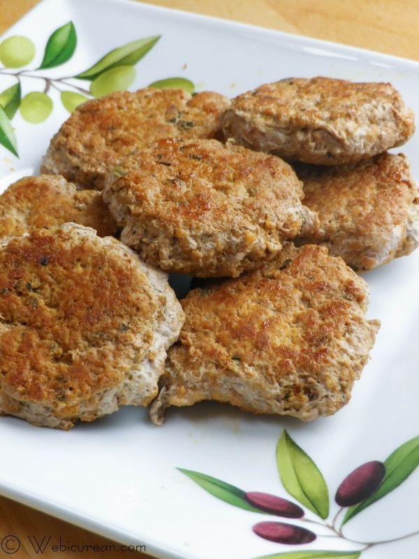 Is Turkey Sausage Healthy  Spicy Turkey Sausage Patties