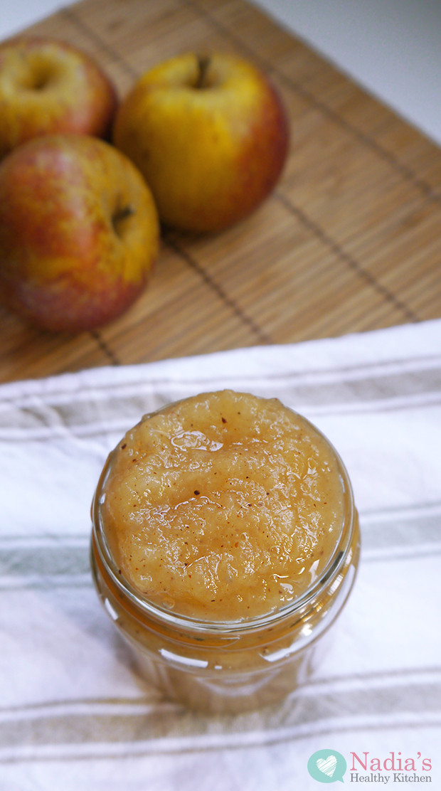Is Unsweetened Applesauce Healthy  Unsweetened Applesauce Recipe UK Health Blog Nadia s