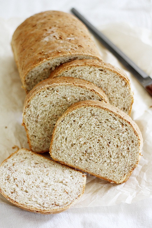 Is Wheat Bread Healthy  Cracked Wheat Bread