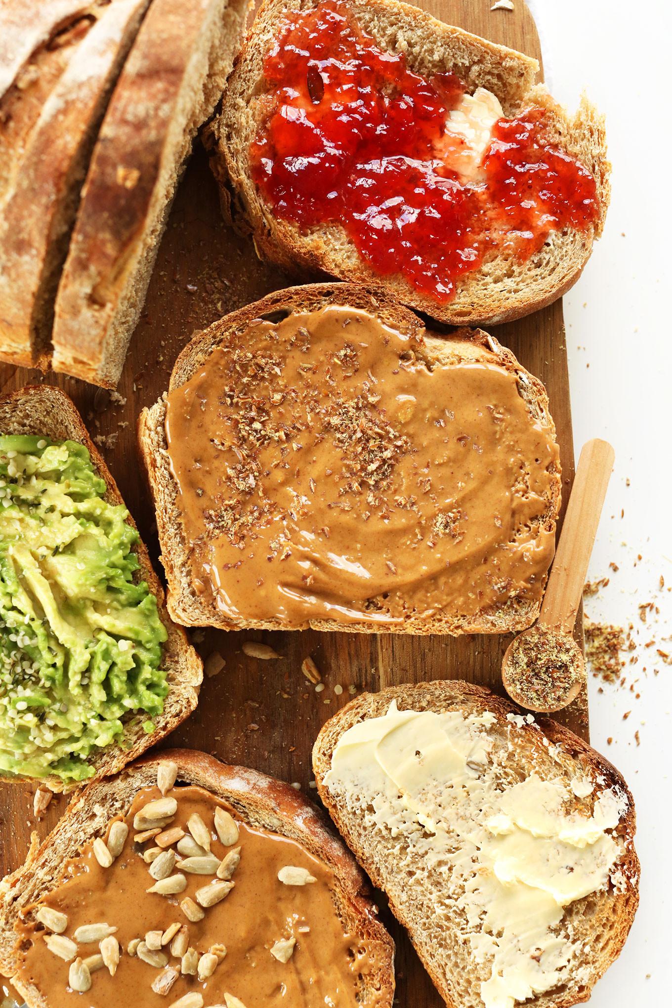 Is Wheat Bread Healthy  Easy Whole Wheat Bread
