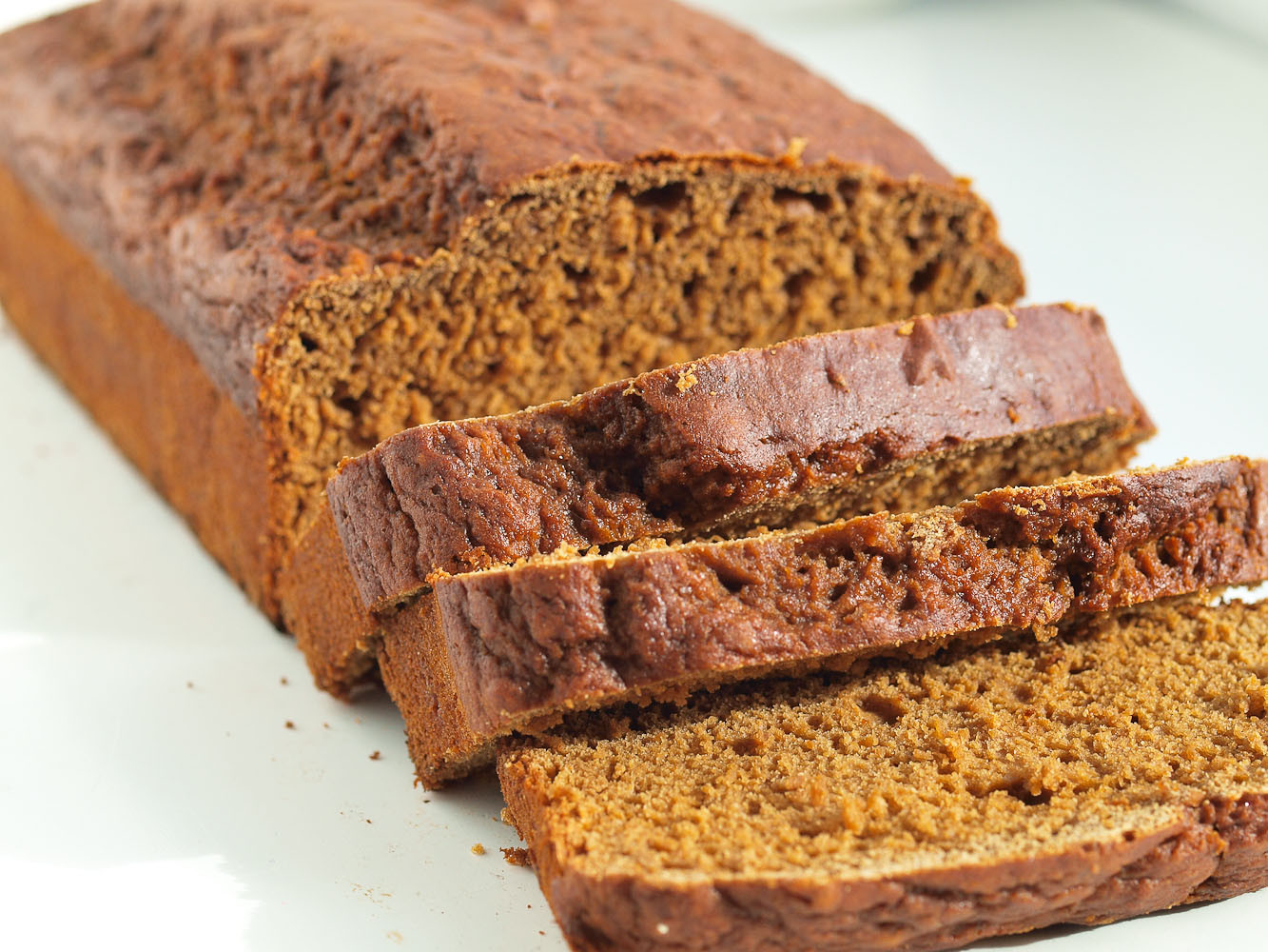 Is Wheat Bread Healthy  Whole Wheat Molasses Quick Bread & TODAY Food Club Happy