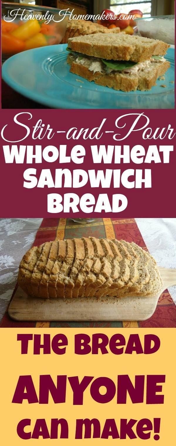 Is Wheat Bread Healthy  25 best ideas about Whole Grain Bread on Pinterest