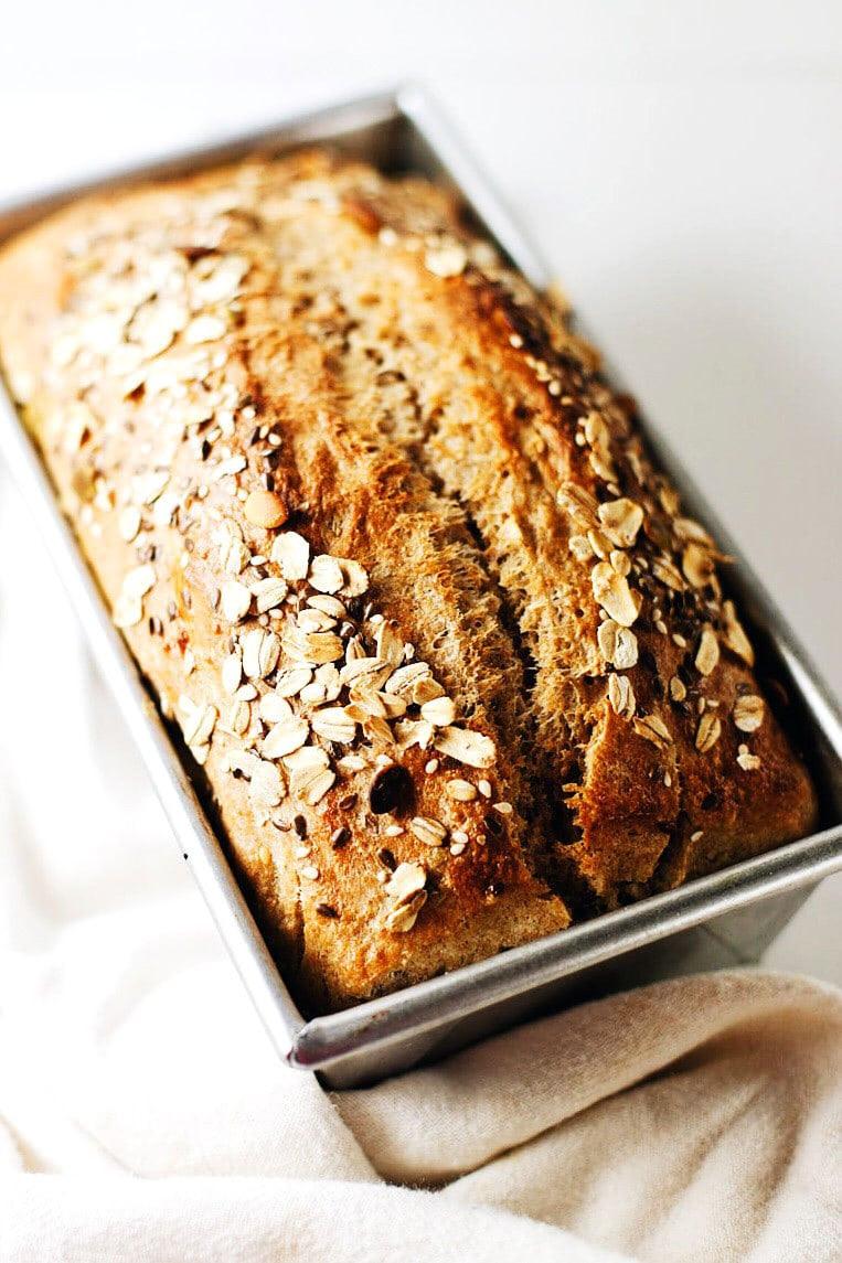 Is Whole Grain Bread Healthy  Easy Whole Wheat Grain Bread – A Simple Palate
