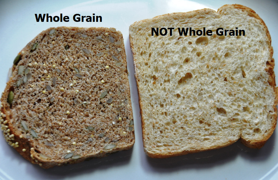 Is Whole Grain Bread Healthy  healthy eating habits to lose weight