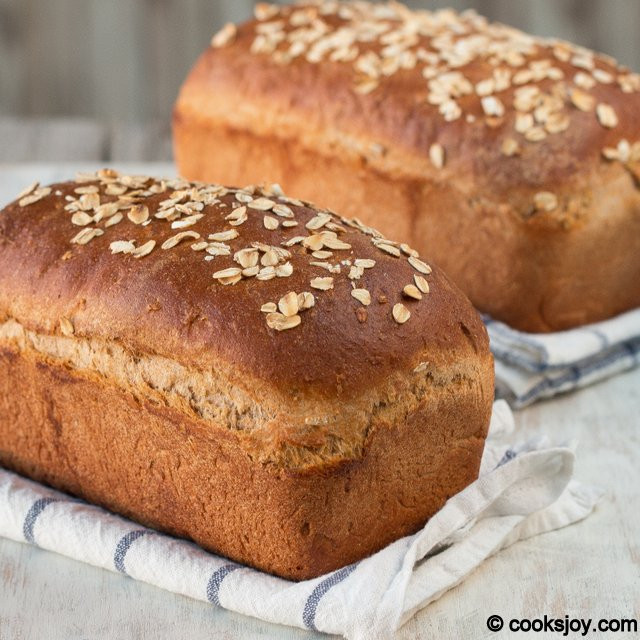 Is Whole Wheat Bread Healthy  is honey wheat bread healthy for you