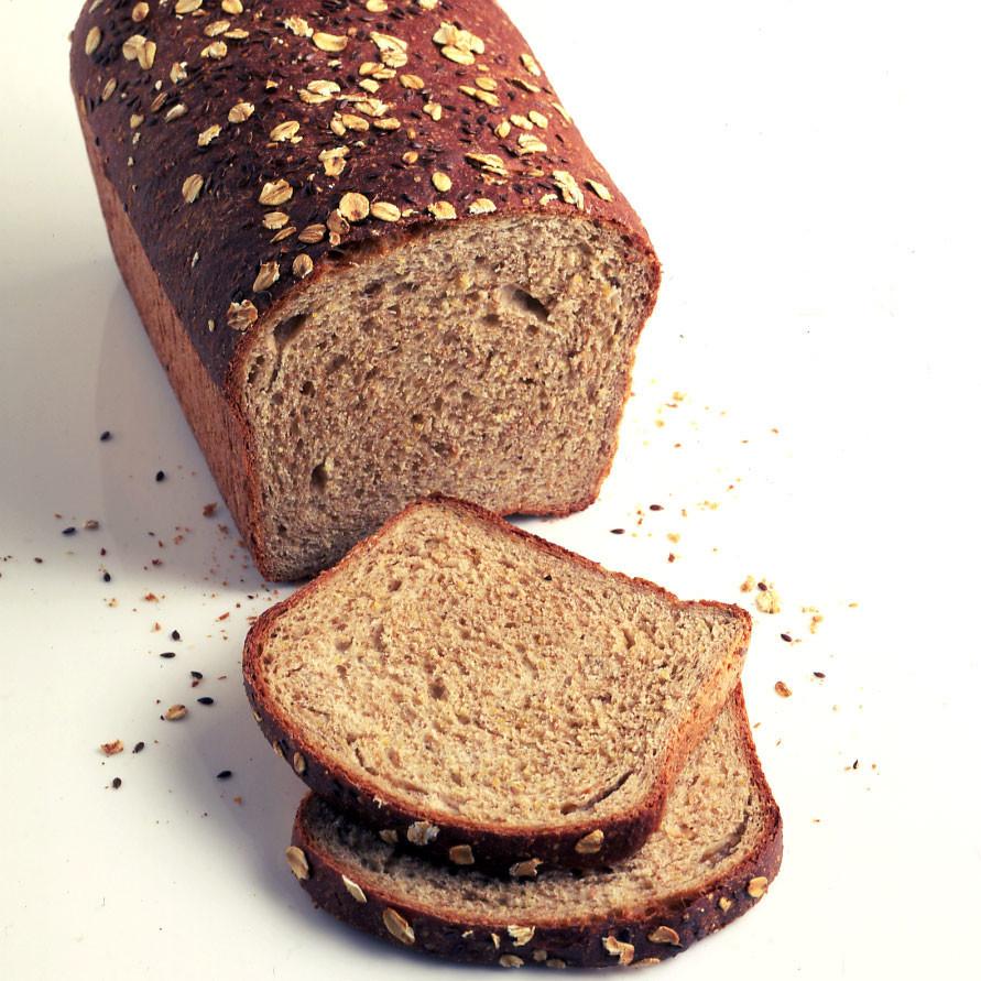 Is Whole Wheat Bread Healthy  Whole Grain Bread