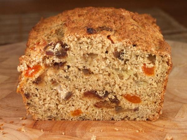 Is Whole Wheat Bread Healthy  Whole Wheat Healthy Banana Bread Recipe Girl