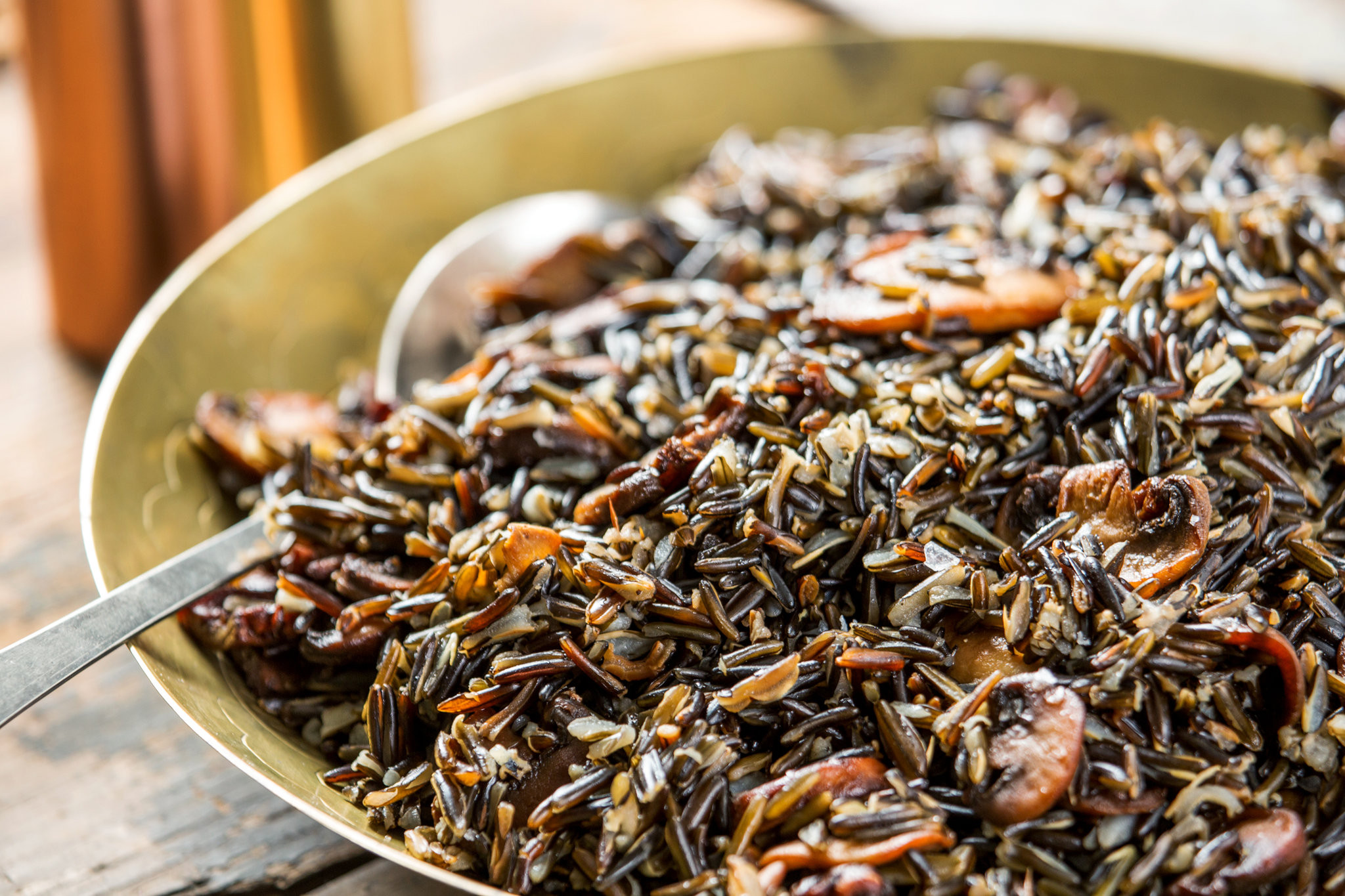 Is Wild Rice Healthy  Wild Rice Unique Nutrient Profile and Health Benefits