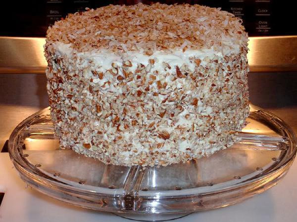 Italian Cream Wedding Cake Recipe  Italian Cream Cake Recipe