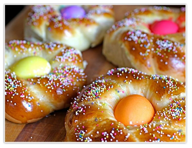 Italian Easter Bread  The Thursday 13 – Easter Breads – 13 recipes – Grandmother
